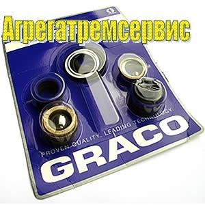 Ремкоплекты насоса окрасочных агрегатов Wagner, Graco