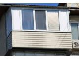 Ремонт балкона под ключ на Дарнице