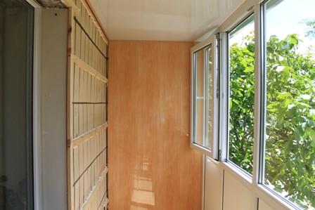 Ремонт балкона под ключ в деснянском районе цена 27000 грн. .