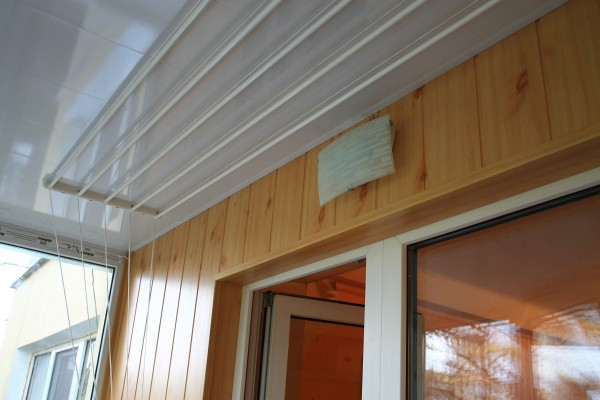 Ремонт балкона под ключ в Днепровском районе