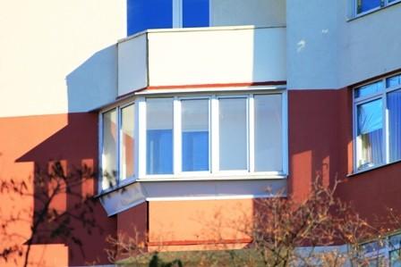 Ремонт балкона в новостройке