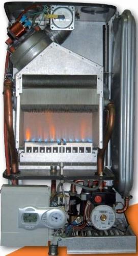 Ремонт газовых котлов и колонок Днепропетровск Монтаж, перемонтаж газовых котлов, колонок, водонагревателей