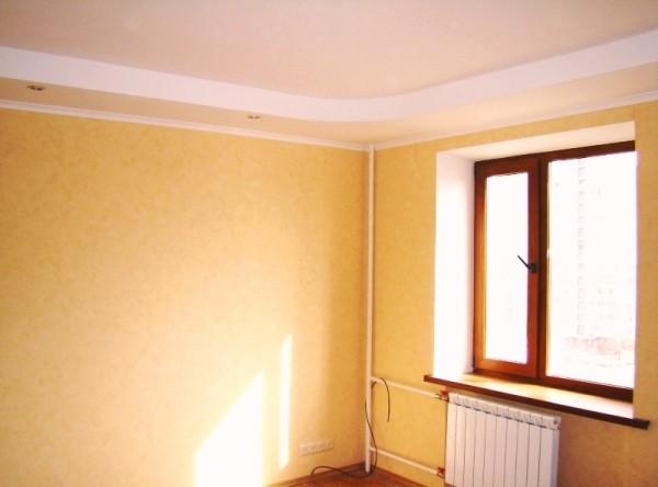 Ремонт квартир недорого Киев Поклейка обоев