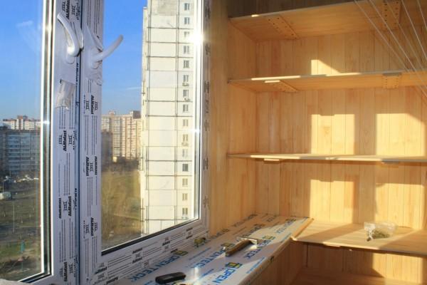 Заказать ремонт лоджии 6 метров в киеве promobud.ua 165108.