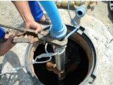 Подвод воды в дом, разводка водопровода по дому. Установка колонки Дачник.