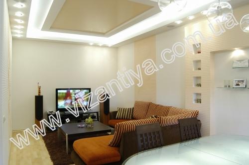 Ремонт жилых помещений: дизайнерский ремонт, элитный ремонт квартир в Киеве, ремонт коттеджей.