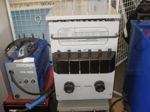 Реостат балластный РБС-303 У2 (ПН 100%)