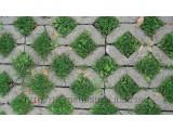 Решетка бетонная для газона