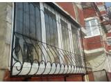 решетка на балкон выпуклая. большой выбор узора. любой размер