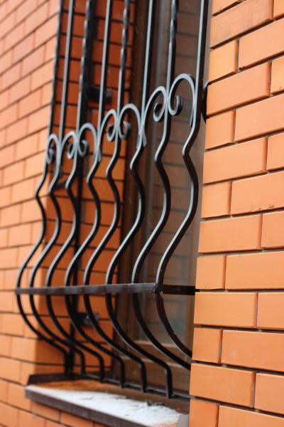 решетки безопасности на окнах