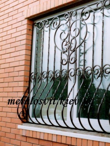 решетки на окна 75-95 у. е кв. м.
