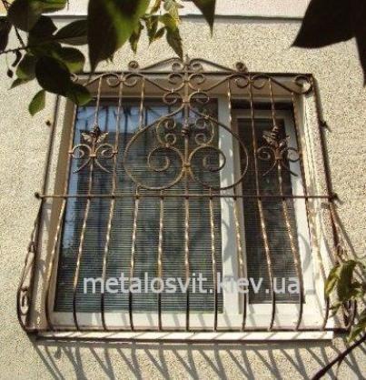 решетки на окна в Киеве