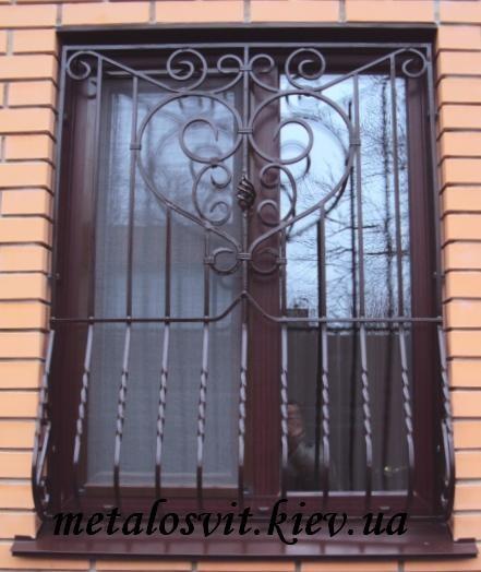 решетки на окна в Киеве и обл