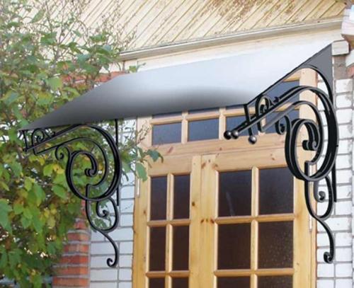 Решетки, заборы, ворота, ограждения, калитки, козырьки - изготовление, доставка и монтаж.