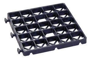Решётки для озеленения крыш ECORASTER, X 30, материал: высокотехнологически й полимер.