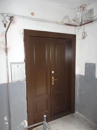 реставрация дверей старинных, современных
