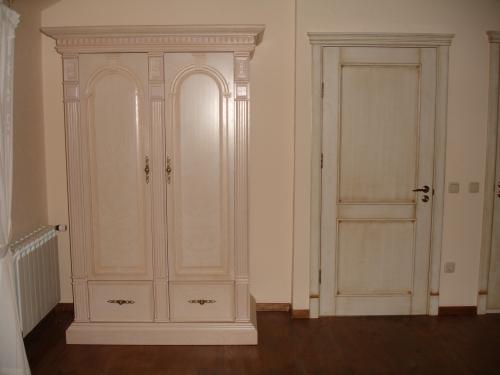 Реставрация дверей своими руками фото до после