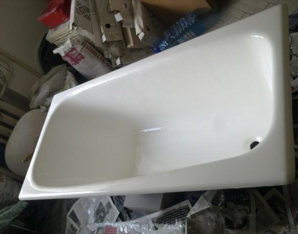 Реставрация ванн методом Наливна ванна