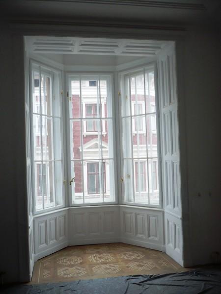 Реставрація вікон, дверей, паркету