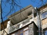 Устройство балконного каркаса(цены указаны от)