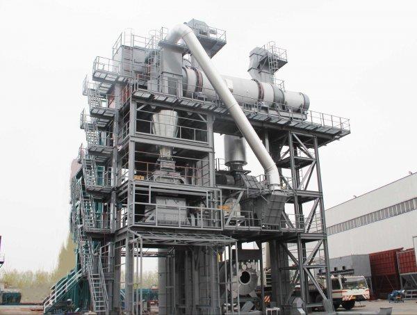 Фото 8 Завод горячего рециклинга асфальта RAP160 (160 т/час) 332371