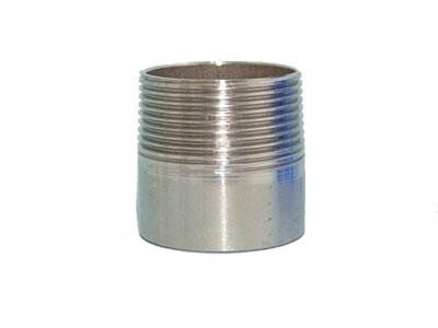 Резьба короткая из нержавеющей стали AISI 304, 316 ГОСТ 8966 Ду6-100