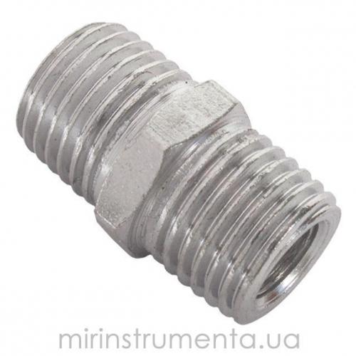 Резьбовое соединение с наружной резьбой 1/4*1/2 INTERTOOL PT-1861