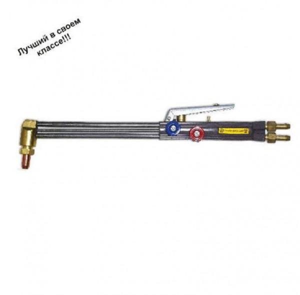 Резак ПРОМIНЬ 344L-515мм, трехтруб. ацетилен, пропан, метан, рычаг, толщина разрезаемой стали до 300 мм