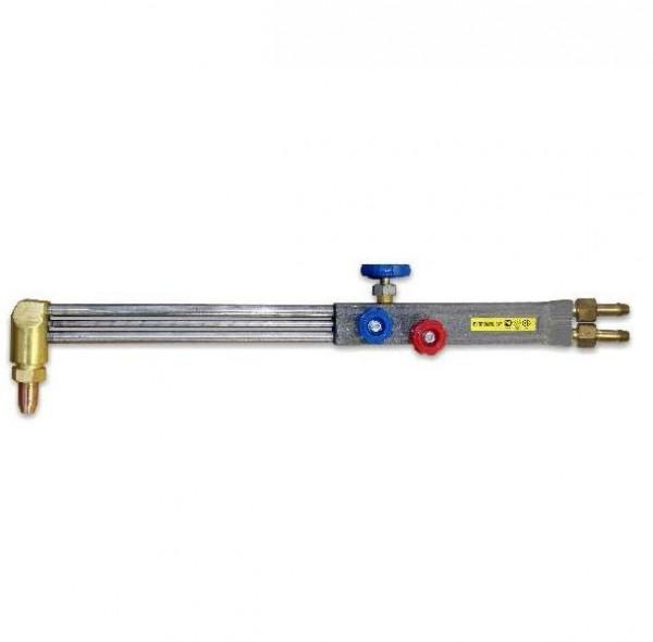 Резак ПРОМIНЬ 347L-515мм, трехтруб. ацетилен, пропан, метан, толщина разрезаемой стали до 300 мм
