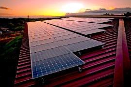 Резервная солнечная электростанция для дома 6 кВт