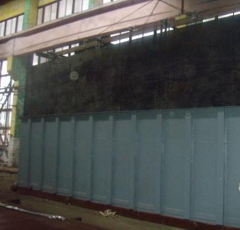 Резервуар для приготовления и хранения кислотных композиций