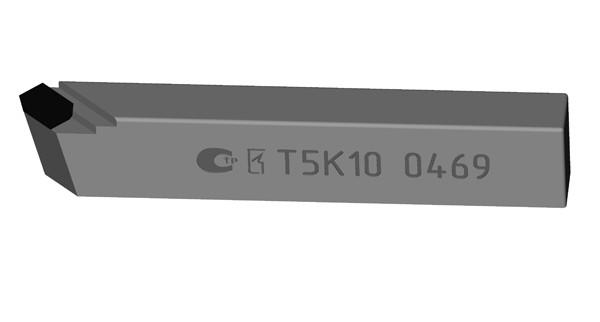 Резец прох. прямой ГОСТ 18878-73, 25х20х140 ВК8, Т5К10, Т15К6