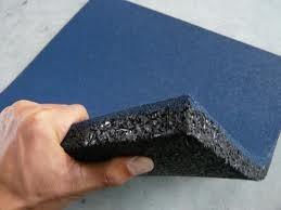 Резиновая плитка Укрплит, толщина 25 мм,500*500 мм