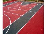 Резиновое травмобезопасное покрытие для тенниса, футбола, спортивных залов и площадок от СПОРТФЛЕКС