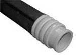 Резиновый бетоновод Германия, Италия. диаметр 100 и 125 мм