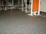 Резиновое покрытие для тренажёрного зала