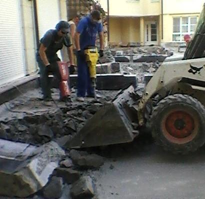 резка бетона без пыли (068)358-36-88 демонтаж, сверление отверстий