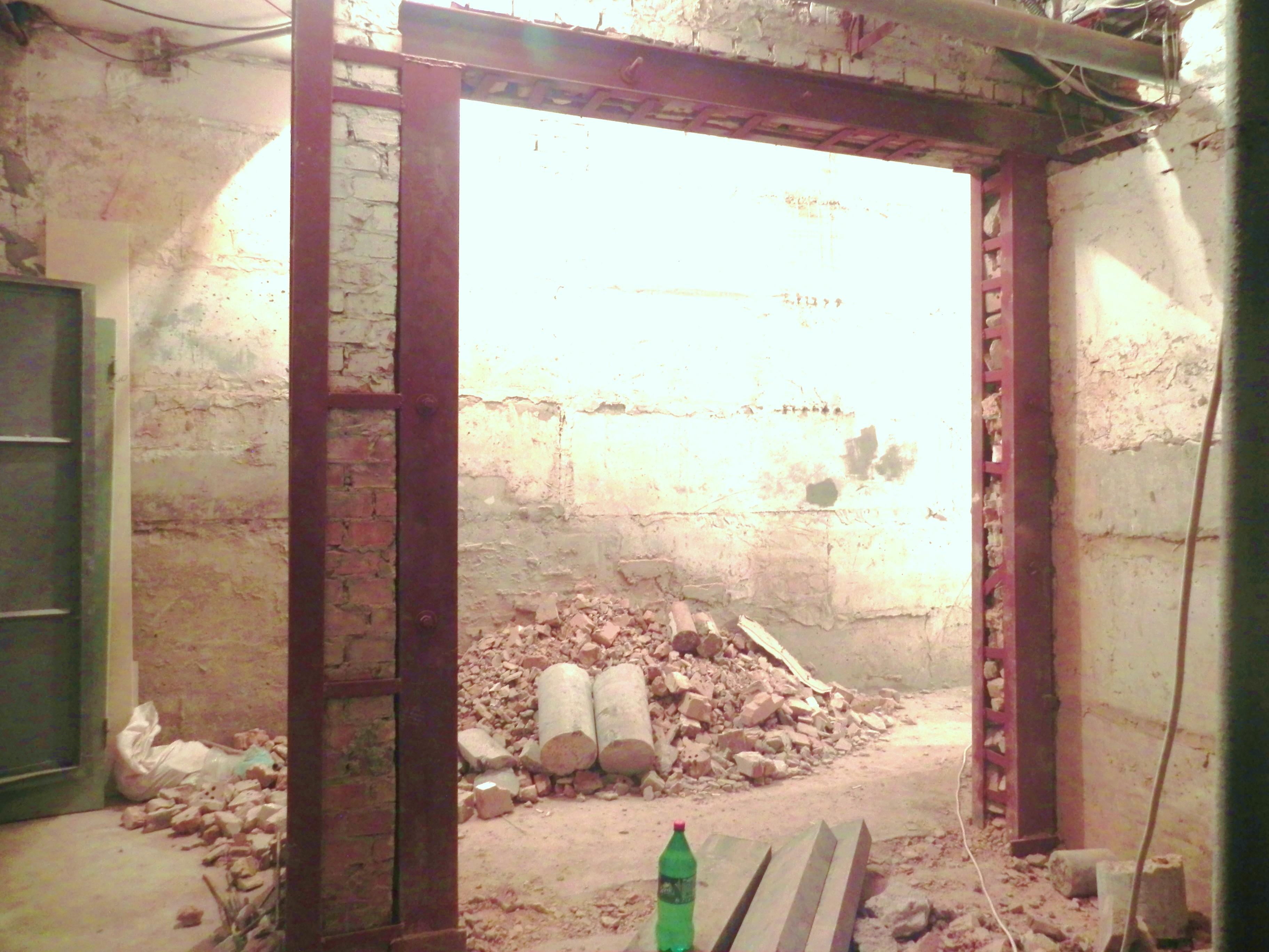 резка панелей, Резка бетона, резка железобетона, демонтаж бетона, бурение отверстий в стенах