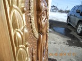 Резные иконы. Любая резьба по дереву! На фото размер 1252*1058мм. Цена договорная, по размеру.