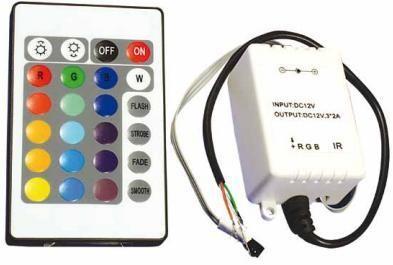 RGB-Контроллер 6А-IR-24кнопки №21