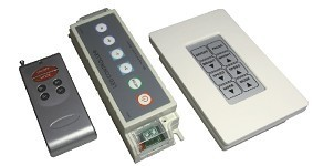 RGB-Контроллер 9А-RF-8 кнопок (панельный )№16