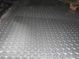 Рифленый лист Рифленую сталь общего назначения изготавливают в листах и рулонах