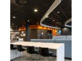 Фото  1 Акустические панели Rockfon Industrial Black 600х600х25мм, черные 2139523