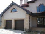 Роллеты защитные на дом. Ворота роллетные и секционные на гараж. В комплексе удобнее и дешевле.
