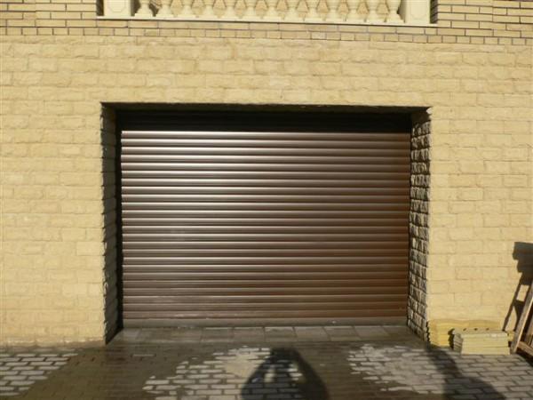 Роллетные ворота Алютех и Дорхан, от производителя, гарантия, сервисное обслуживание.
