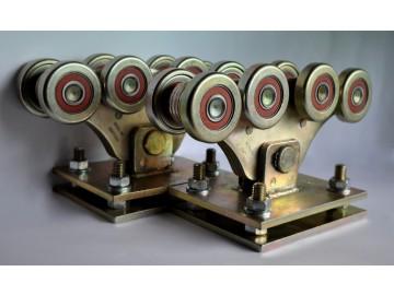 Rolling Hi - Tech - производитель усиленной фурнитуры для откатных ворот