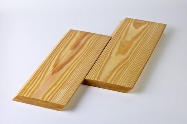 Рост популярности использования в процессе формирования интерьеров планкена.