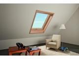 Мансардное окно ROTO Designo R45H 54х98 дерево