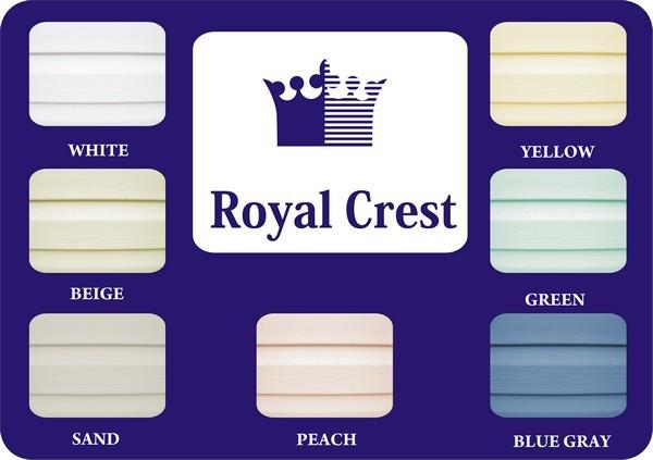 Royal Siding (Роял Сайдинг) можно применять в случае утепления дома независимо от конструкционного материала стен