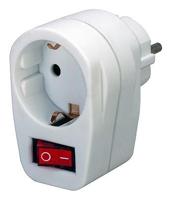 Розетка с выключателем купить 1508070